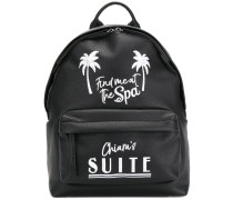 'Find Me At The Spa' Rucksack