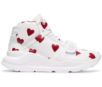 'Heart' High-Top-Sneakers