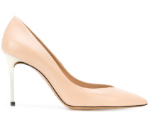 Stiletto-Pumps mit Kontrastabsatz