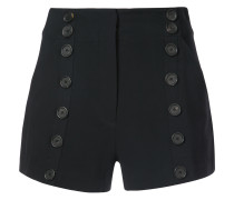 A.L.C. Shorts mit hohem Bund