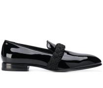 Loafer mit gewebtem Riemen