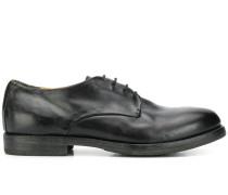 Derby-Schuhe mit Used-Effekt
