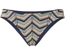 Bella zig-zag bikini bottom