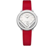 Armbanduhr mit F-Logo