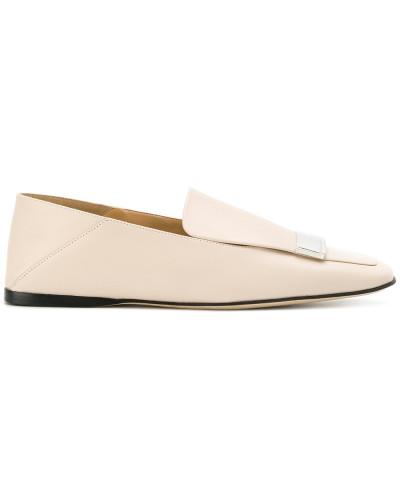 Sergio Rossi Damen sr1 slippers Am Billigsten Spielraum Echt Erstaunlicher Preis Gut Verkaufen Spielraum Online Ebay mpe9GN5oY
