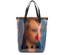 """Shopper mit """"Pixel Grace""""-Print"""