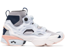 'Instapump Fury' Sock-Sneakers