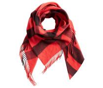 Bandana check scarf