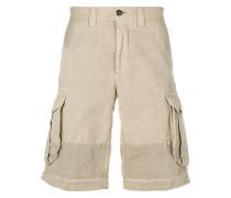 Cargo-Shorts mit Taschen