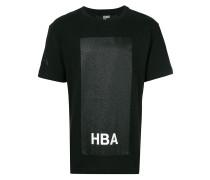 T-Shirt mit glitzerndem Print