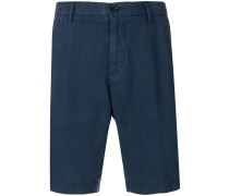 knee-length chino shorts