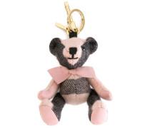 Teddybär-Anhänger aus Kaschmir