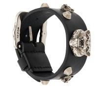 Armband mit Felineköpfen