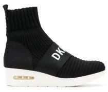 Gestrickte Sock-Boots