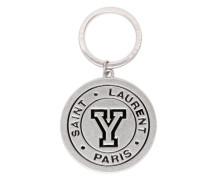 Schlüsselanhänger mit Logo-Prägung