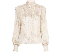 'Eline' Bluse mit Rüschen