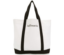 'Aaffranchie' Shopper