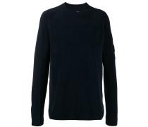 Sweatshirt mit Knopfdetail