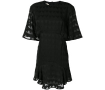 Juliet frilled dress