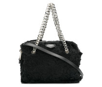 Flauschige Handtasche