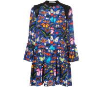 Shalini butterfly print dress