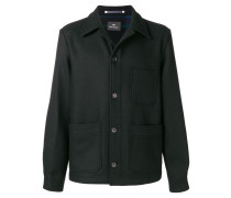 button-up jacket