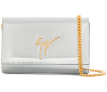 'Cleopatra' Lackleder-Clutch