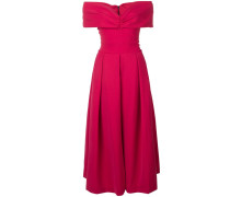 Schulterfreies Kleid