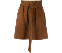 'Mary' Shorts mit Paperbag-Taille