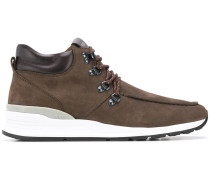 'Polacco' High-Top-Sneakers aus Wildleder