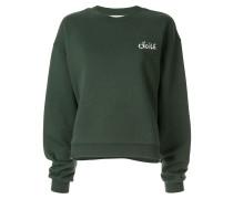 'Cat Eyes Alexis' Sweatshirt