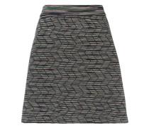 A-Linien-Rock aus Wollgemisch