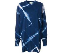 printed sweatshirt dress