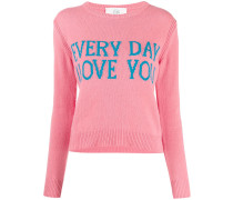 'Everyday I Love You' Pullover