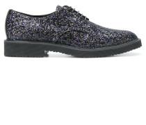 Glitzernde 'Tyson' Derby-Schuhe