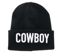 """Beanie mit """"Cowboy""""-Stickerei"""