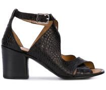textured sandals