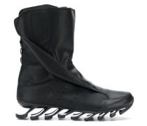 Stiefel mit Design-Sohle