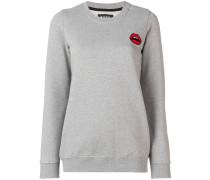 'Red Lip' Sweatshirt