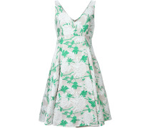 P.A.R.O.S.H. Brokat-Kleid mit Blumenmuster