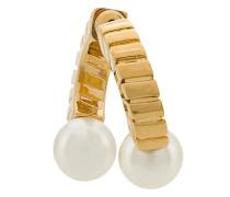 'Darcey' Ohrring mit Perlen