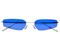 Rechteckige 'Arista' Sonnenbrille