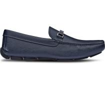 Loafer aus Saffianoleder