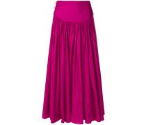 fitted waist skirt