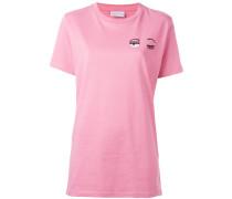 Langes 'Flirting' T-Shirt