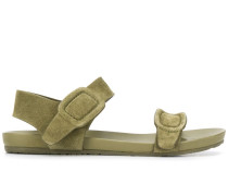 'Joy' Sandalen mit doppeltem Riemen