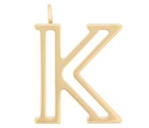 """Halskette mit """"K""""-Anhänger"""