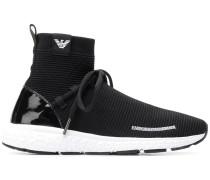 sock-liner sneakers