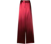 wide leg pyjama trousers