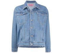 Logomania denim jacket